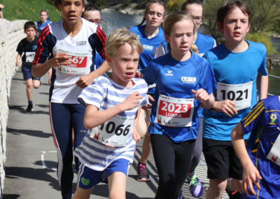 Holzbrugg-Lauf Schüler